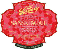 The Bruery Sans Pagaie 750ml