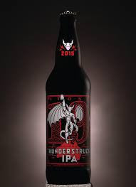 Stone Brewing 19th Anniversary Thunderstruck IPA 22oz NO LIMIT