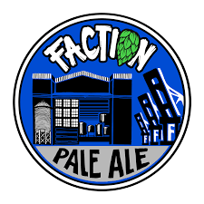 Faction Brewing Pale Ale 500ml LIMIT 1