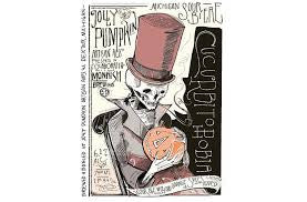 Jolly Pumpkin / Monkish Curcurbitophobia 750ml