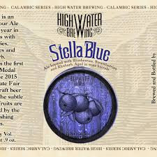 High Water Stella Blue 500ml LIMIT 2