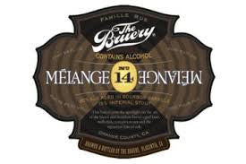 The Bruery Melange no. 14 750ml LIMIT 1