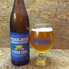Toolbox Brewing Company Citrus Gose 500ml LIMIT 3