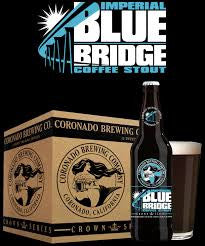 Coronado Blue Bridge Imperial Coffee Stout 22oz