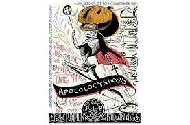 Jolly Pumpkin & Monkish Apocolocynposis Blackberries & Lime Sour 750ml