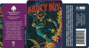Tahoe Party Boy Brett IPA 375ml