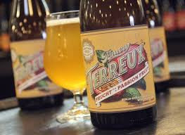 The Bruery Terreux Frucht Passion Fruit 750ml