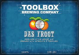 Toolbox Brewing Das Froot 500ml