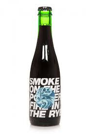To Ol To Smoke on the porter Fire in the Rye 375ml