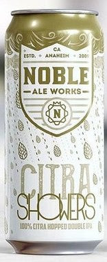 Noble Ale Works Citra Showers Double IPA 16oz CAN LIMIT 1