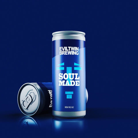 Evil Twin Brewing Soul Made IPA CANS 16oz