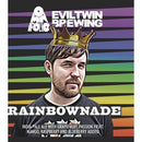 Evil Twin / Omnipollo collaboration Rainbownade 12oz CANS $5.49
