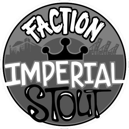 Faction Imperial Stout 500ml LIMIT 1