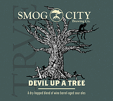 Smog City Devil Up A Tree Dry Hopped Sour