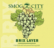 Smog City Brix Layer Sour Blonde
