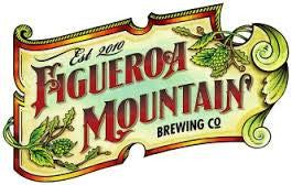 Figueroa Mountain Brewing Liquamentum Double Down Davy Brown 22oz