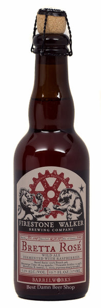 Firestone Walker Bretta Rose 375ml