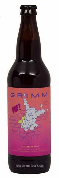 Grimm Blueberry Pop! 22oz LIMIT 2