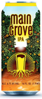 Burgeon Beer Co Main Grove IPA 16oz Can