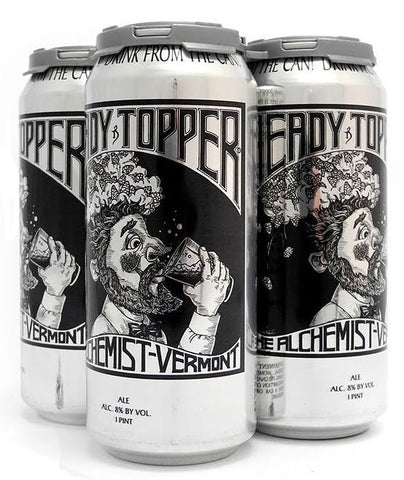 ALCHEMIST HEADY TOPPER 16OZ CAN LIMIT 2 CANS READ INFO
