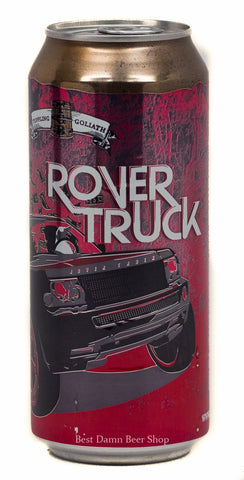 Toppling Goliath Brewing Rover Truck 16oz