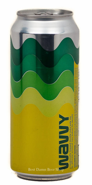 Stillwater WAVVY DOUBLE IPA 16oz CAN
