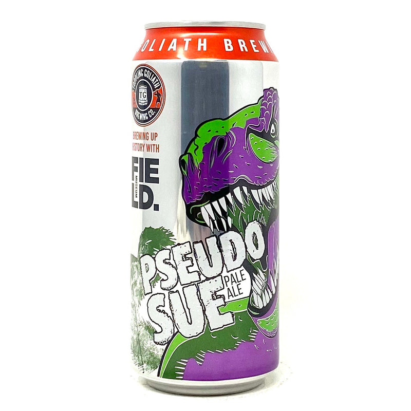 TOPPLING GOLIATH BREWING PSEUDO SUE PALE ALE 16oz can
