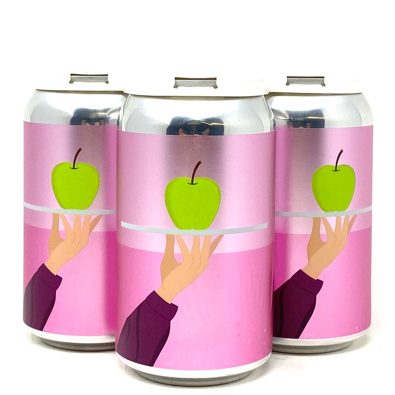 URBAN ROOTS x NITTY'S CIDER BOY WITH APPLE 12oz can