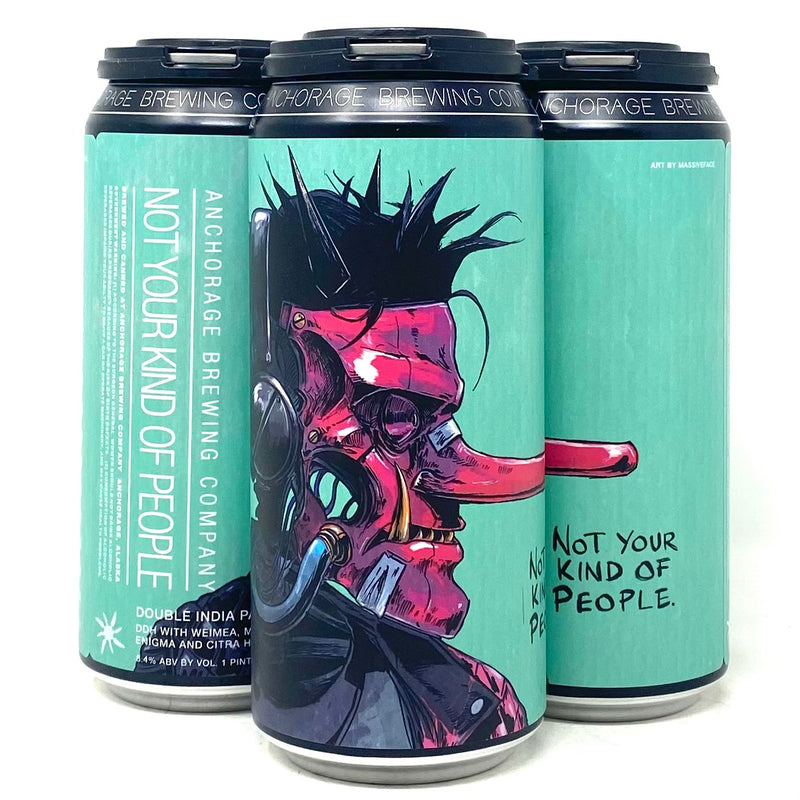 ANCHORAGE NOT YOUR KIND OF PEOPLE DIPA 16oz can