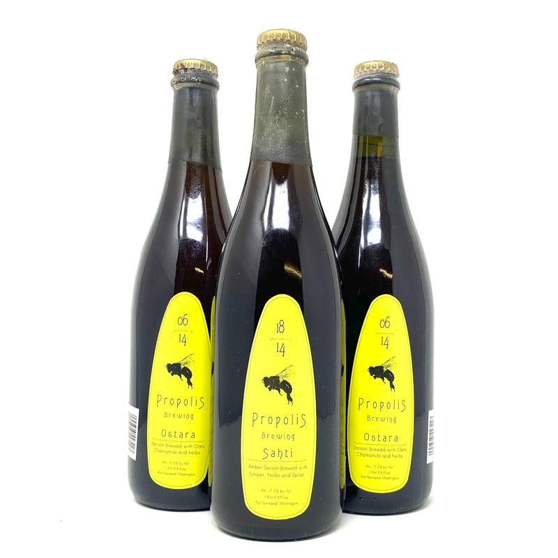 PROPOLIS BREWING SAHTI SAISON 750ml Bottle