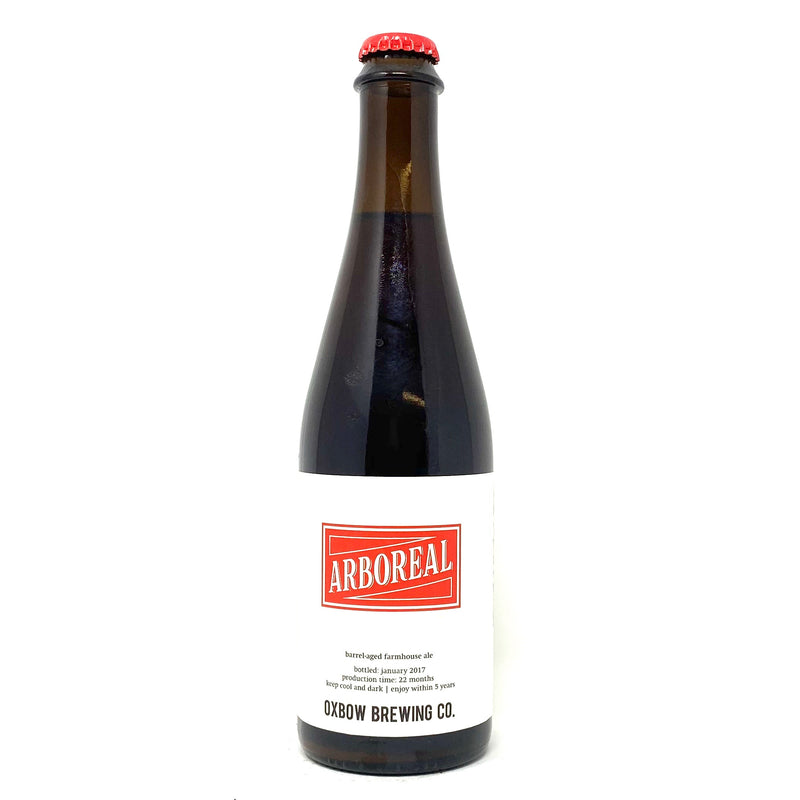 Oxbow Brewing Co. Arboreal Barrel-aged