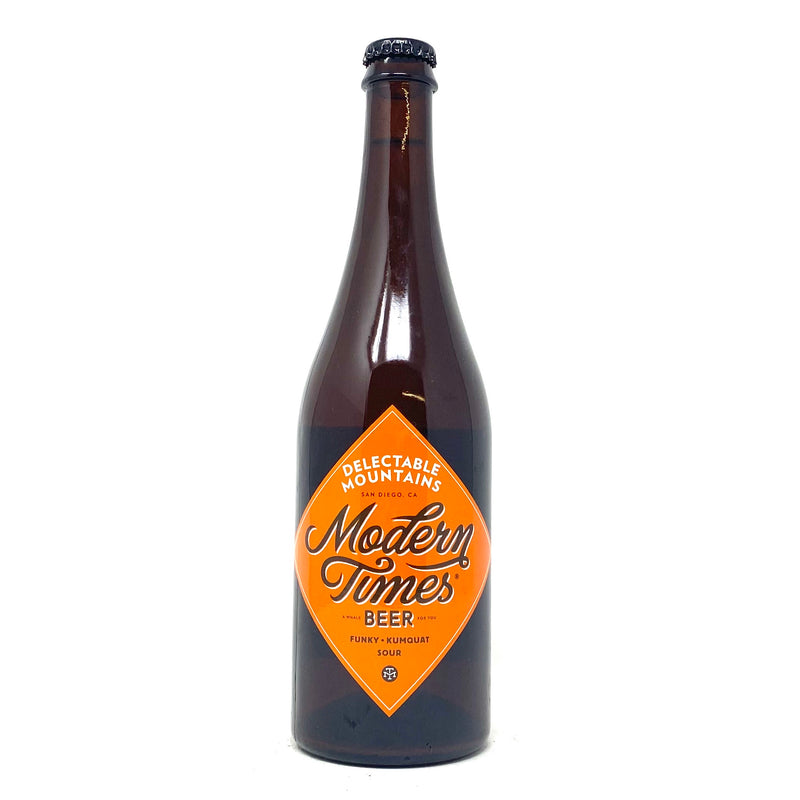 MODEN TIMES 2017 DELECTABLE MOUNTAINS FUNKY KUMQUAT SOUR 750ml Bottle
