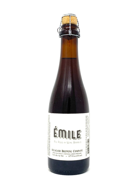 Allagash Emile 375ml LIMIT 1