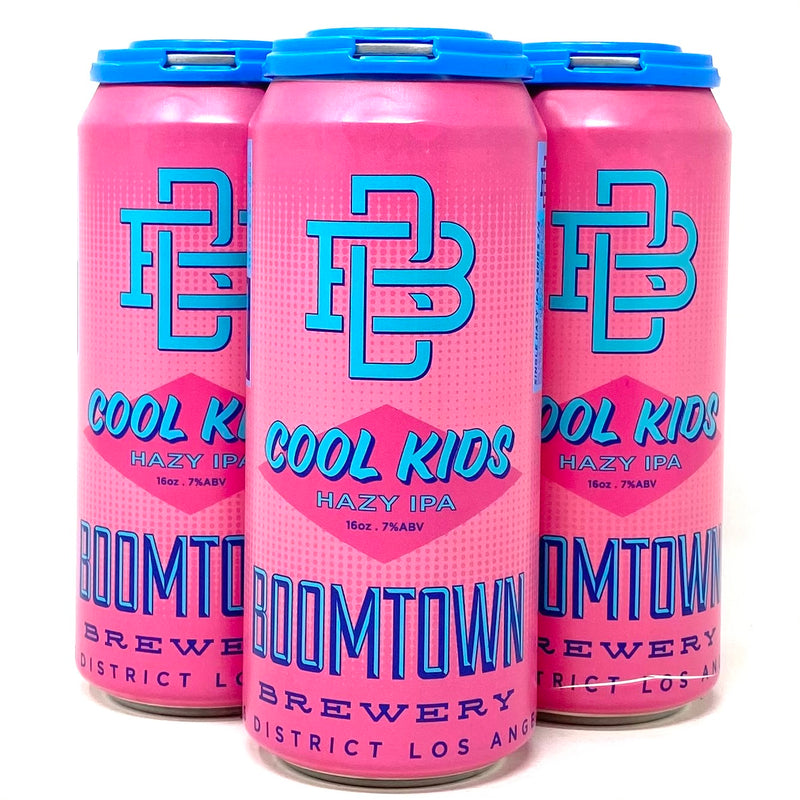 BOOMTOWN COOL KIDS HAZY IPA 16oz can