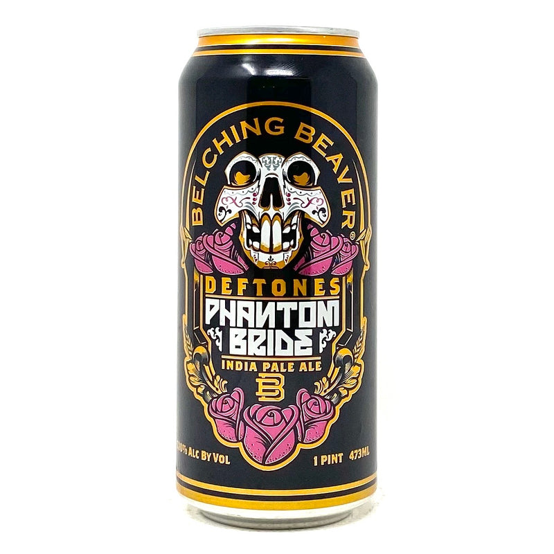 BELCHING BEAVER DEFTONES PHANTOM BRIDE IPA 16oz can