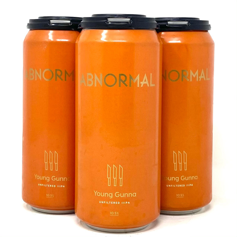 ABNORMAL YOUNG GUNNA UNFILTERED TIPA 16oz can