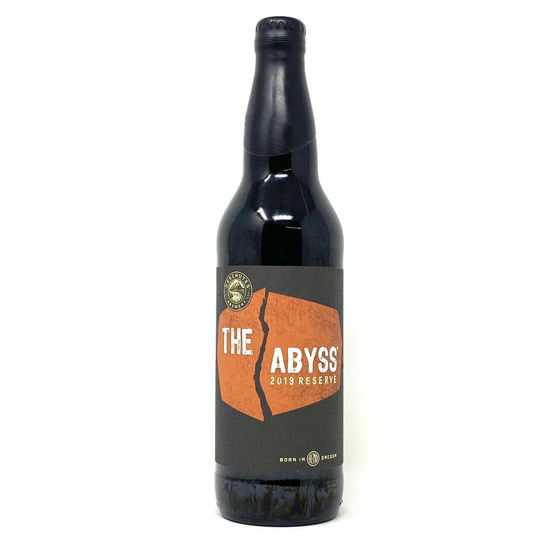 Deschutes The Abyss 2019 reserve IMPERIAL STOUT 22oz NO LIMIT