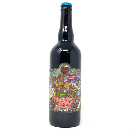STRANGEWAYS BREWING TIRAMI'ZU RUM BARREL AGED PORTER 750ml Bottle