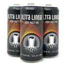 BURGEON & MODERN TIMES ULTRA LINEAR DDH HAZY IPA 16oz can