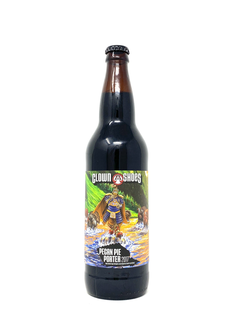 Clown Shoes Pecan Pie Porter 2017 (BBA)