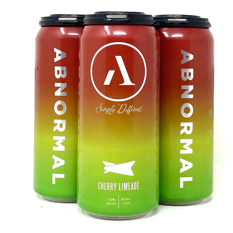 ABNORMAL CHERRY LIMEADE SOUR 16oz can