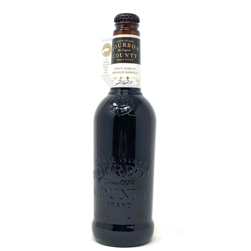 GOOSE ISLAND 2020 BOURBON COUNTY B.B.A. STOUT 500ml Bottle