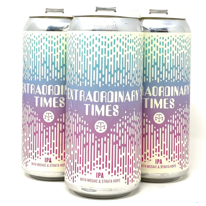MODERN TIMES EXTRAORDINARY TIMES IPA 16oz can