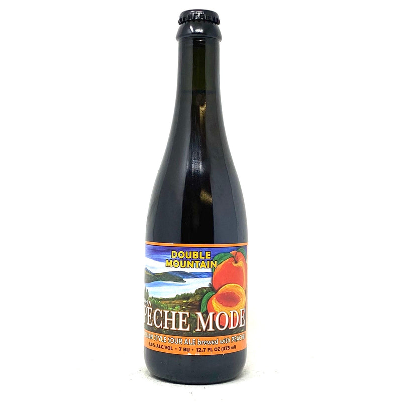 Double Mountain Peche Mode 375ml