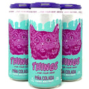 THINGS FOR YOUR HEAD PINA COLADA HARD SELTZER 16oz can