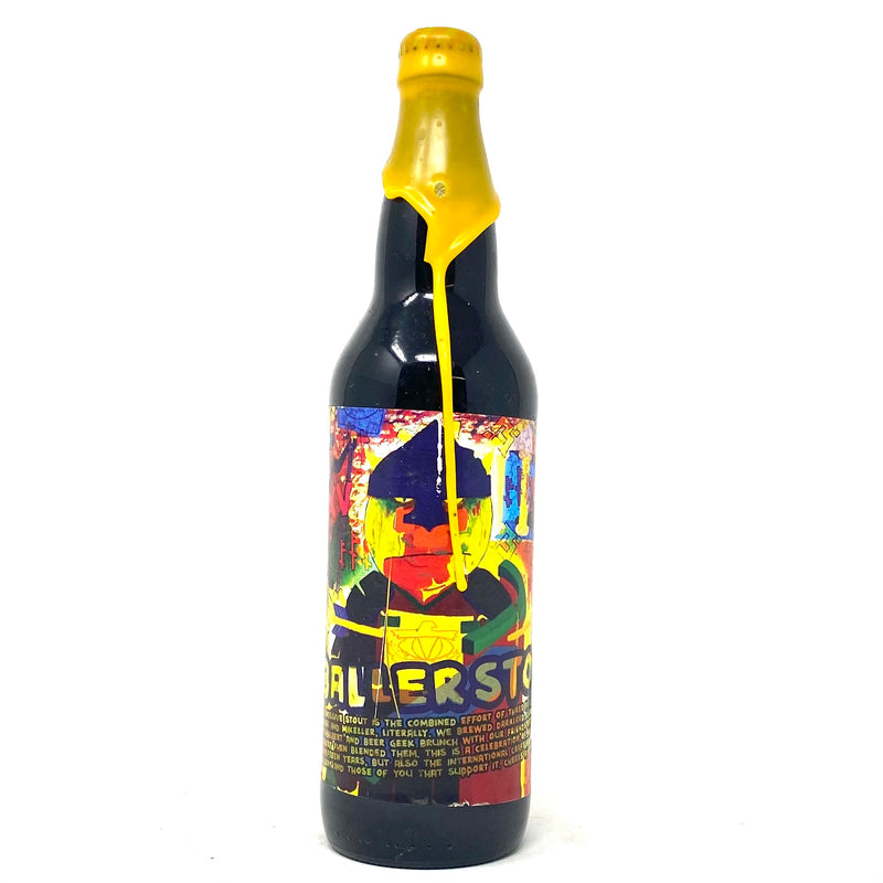 THREE FLOYDS BREWING 2011 BALLER STOUT 22oz Bottle ***LIMIT 1 PER ORDER***