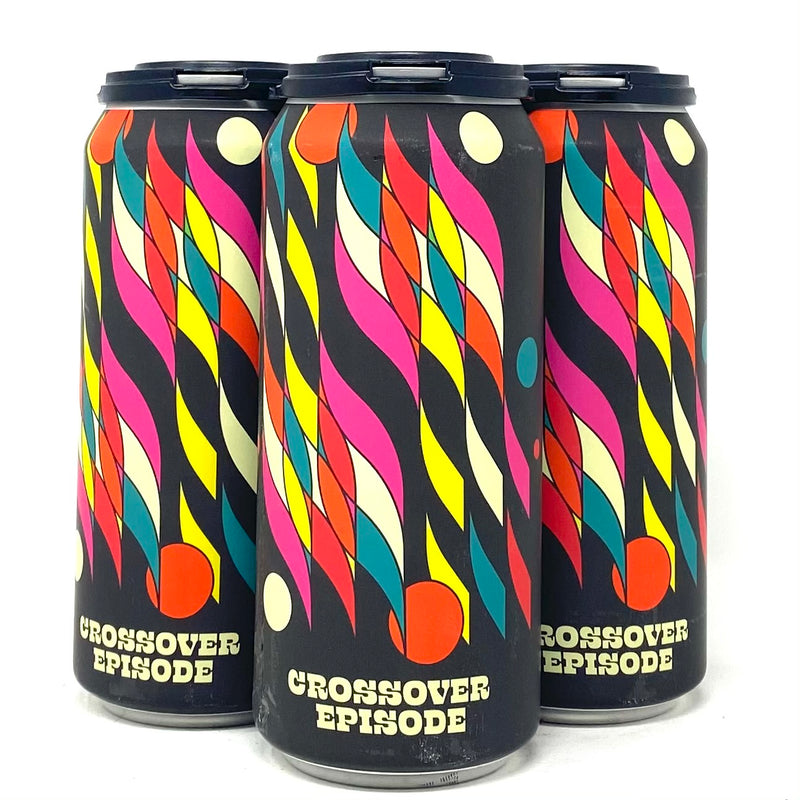 MODERN TIMES x HORUS 'CROSSOVER EPISODE' OATMEAL STOUT 16oz can