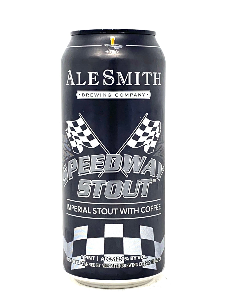 AleSmith Brewing Speedway Stout CANS 16oz