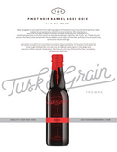 Saint Archer Tusk & Grain Gose 500ml LIMIT 1