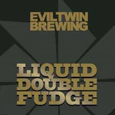 Evil Twin Liquid Double Fudge Imperial Stout 22oz